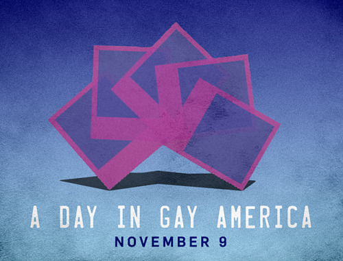 A Day in Gay America 2012: Are You Ready? For the last two years, tons of you from every corner of America sent photos and shared your lives as part of this annual special report. The response was terrific, and we're putting together a big LGBT photo album again for 2012.So get your cameras charged and ready, because we want to see what happens in your lives from dawn to late at night all over America on Friday, November 9, 2012. We want to see every aspect of LGBT life, from the mundane to the insane, from the glamorous to the gritty, whether you're on an adventure or experiencing a quiet moment of solace.