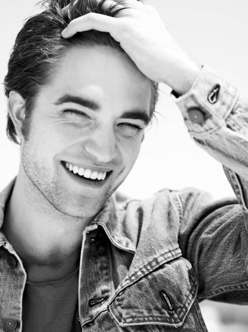 Robert Pattinson for AnOther Man