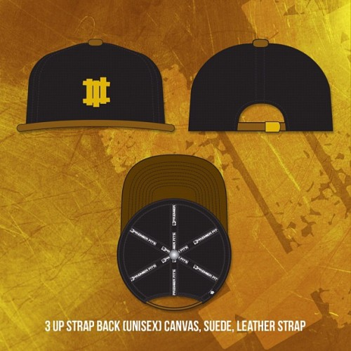 Sneak peak new Strap Back (unisex) available for pre-order 10/30 www.3upclothing.com #3upclothing #goldcollection #dreamhustlesucceed #streetwear #strapback