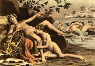 womenwhokickass:  Sappho: Why she kicks ass She was a poet and lyricist born on the Greek island Lesbos and she passed away around 570 BC. While lots of her work has been lost due time, the works being destroyed and ceasing to be scribed, she was considered one of the greatest lyric poets. At around 604 BC she was exiled to Sicily for a time because of political activities in her family. Sappho composed her own music and refined the lyric meter, now known as a Sapphic Meter or Saphhic stanza, named after her. She was one of the first poets to write from the first person, often writing about love and desires often towards other females. Surprisingly, during her time, her poetry wasn't condemned due to its homoerotic content (although, in later centuries it was). The word 'sapphic' which is synonymous with woman-love, was derived from Saphho, and the term 'lesbian' was derived from her homeland, the island of Lesbos.  You can read some of her translated works [here].