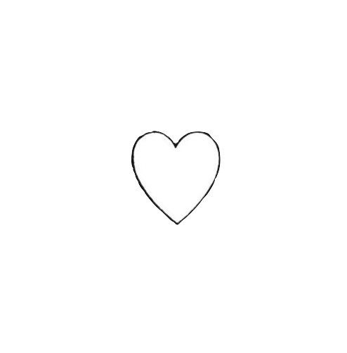 day-dre4mer:  Who dosen't want a transparent heart on their blog?