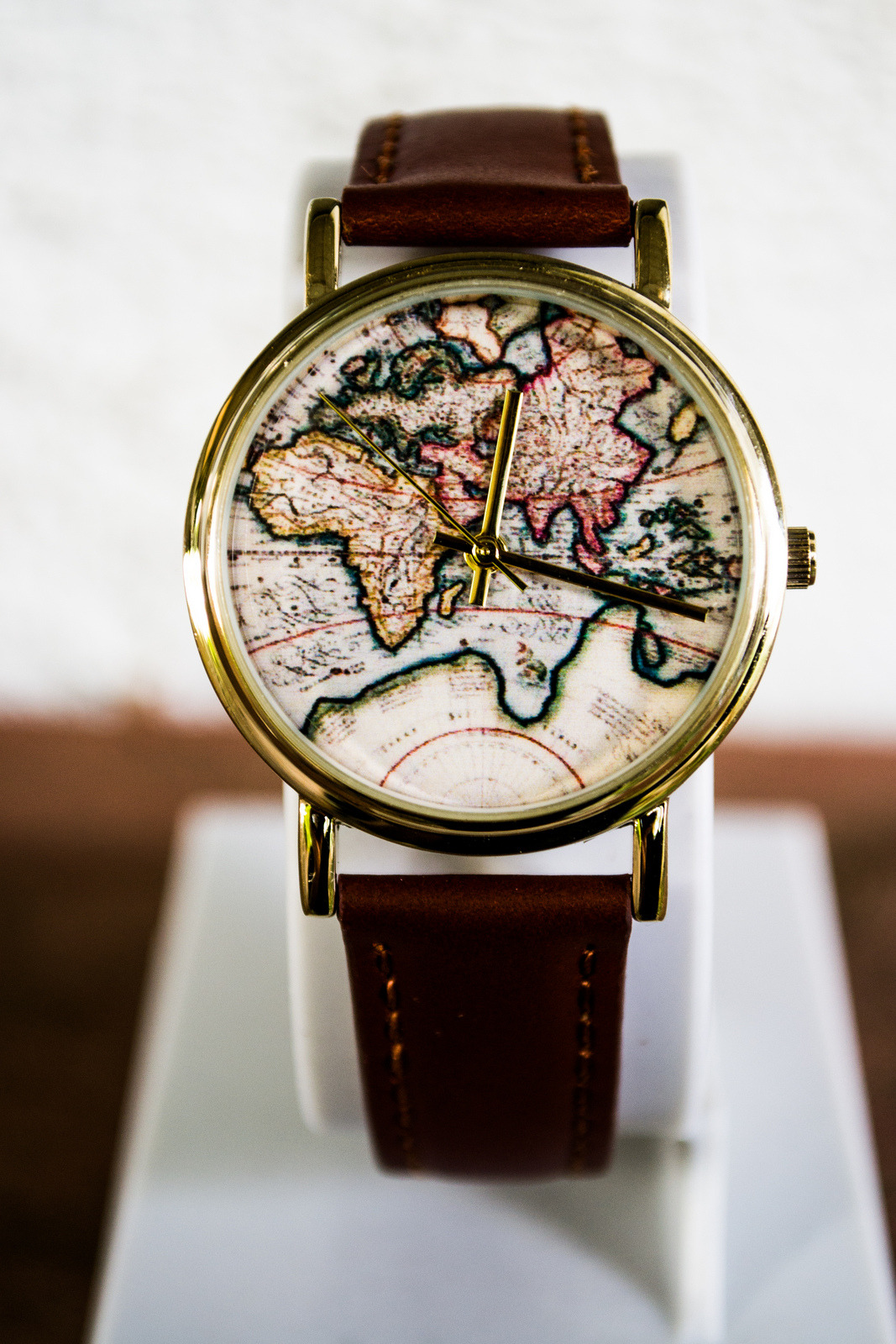 "Recent Purchase ""Around The World Watch"""