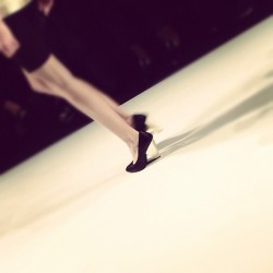 Spot @Pink_Tartan's upcoming collabo with @AldoShoes on the runway. #tfw #fashion @ShoesCherie