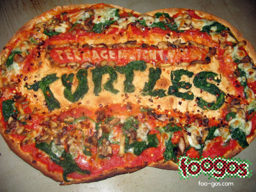 Best pizza or best pizza? Via 21 Beautifully Geeky Foods. Source.