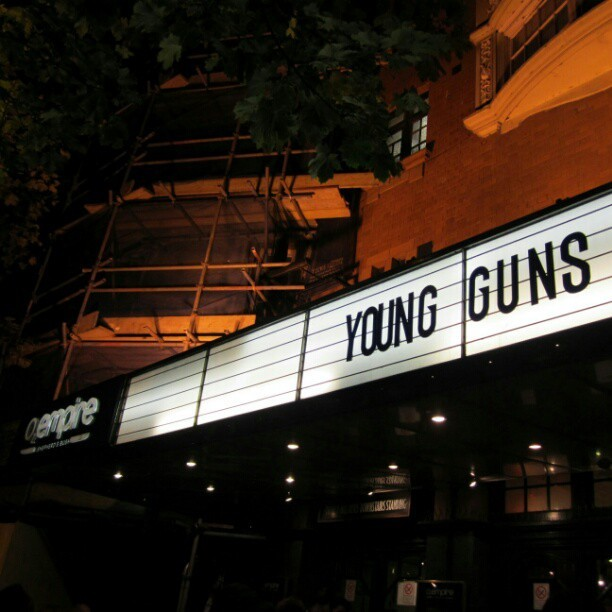 One amazing night! @younggunsuk @gustav_wood @fraserlaser @sisavedlatin @bengunsuk