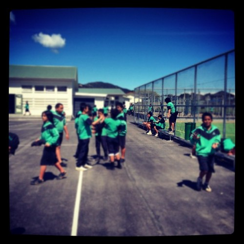Sunny daze at AIS #lifeofateacher #instagood #wellington #kids #school