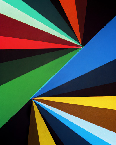 jessicaeaton:  ••• Tri-Colour Angles 03, 2012