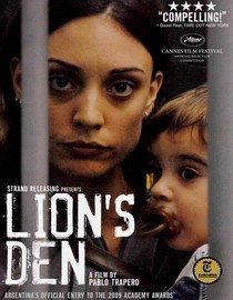 I am watching Lion's Den                                      Check-in to               Lion's Den on GetGlue.com