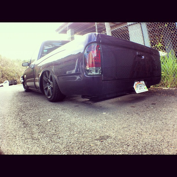 t-rexxx808:  Purpz💜 #tacoma #bagged #nbk #neckbreakerkustom #hawaii