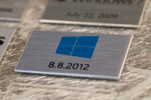 291 - Ship it The Windows 8 ship it award which goes on my plaque.