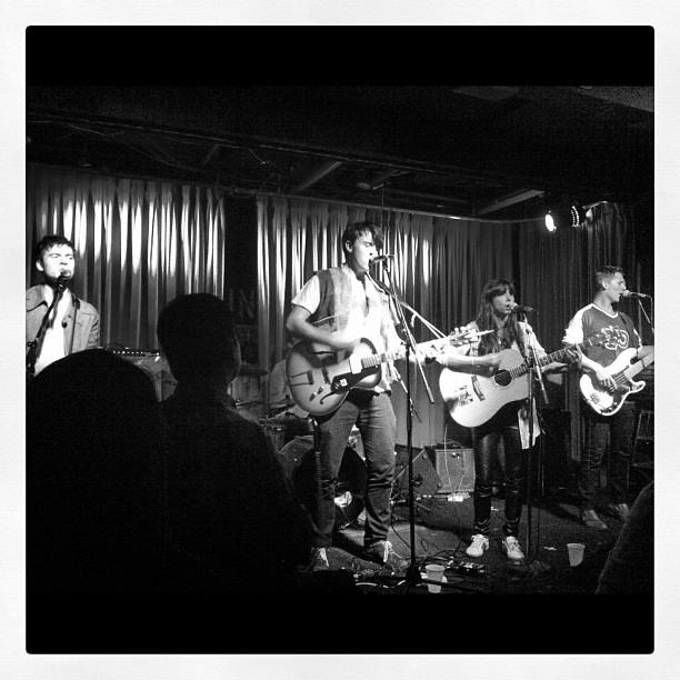 #littlegreencars #solid #band #drakehotel