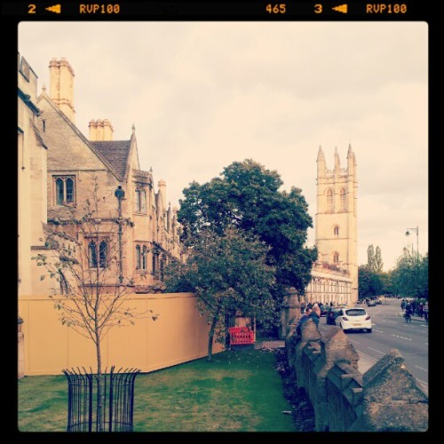 Oxford :) October 23, 2012 at 08:03AM http://instagr.am/p/RHTQrgIQ3k/