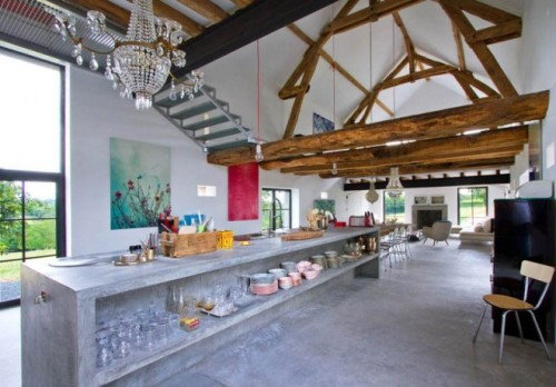Eclectic Barn Conversion