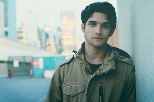 Tyler Posey in New York, photographed by Jen Maler.