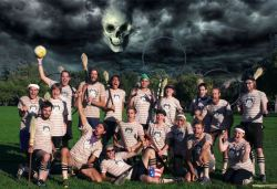 Denver Dementors team foto from the Quidpocalypse!