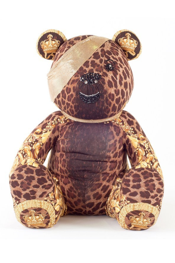 10magazine:  DESIGNER PUDSEY BEARS FOR CHILDREN IN NEED My three favourite things in the world are bears, Balenciaga and spending money, and thus having these three factors combined is vastly exciting. This year for Children in Need, Katie Grand has coerced various designers including Louis Vuitton, Balenciaga and Prada to give Pudsey a high fashion makeover, to pretty amazing effect. They'll be auctioned on November the 15th at Christie's - until then you can see them on display at Selfridges. I'd want the Balenciaga one, obviously, but then maybe also the Vuitton bear as I already have several animal shaped bags, including a one eyed mink bunny, but I have yet to have a grizzly.  by Jack Sunnucks