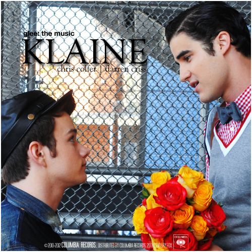 Glee: The Music, Klaine Requested Album Cover Request by @minam_luv_siwon