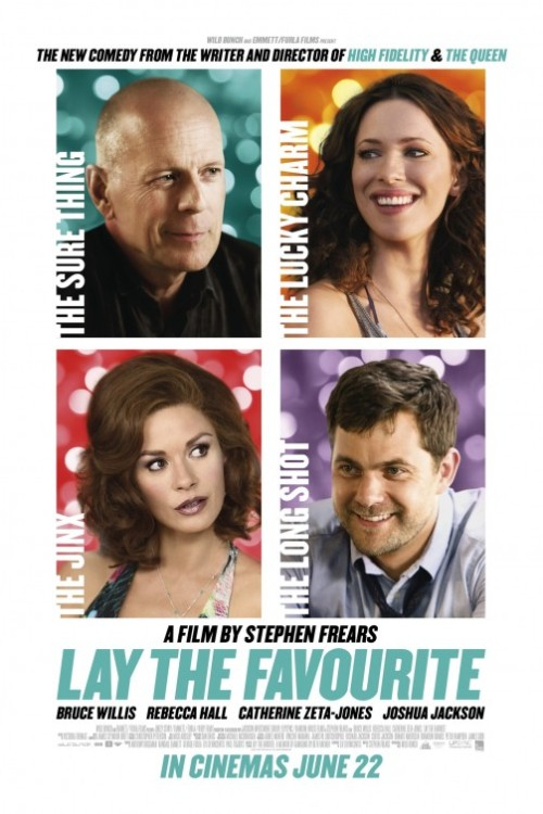 Lay the Favorite New Trailer and photos | Il blog di Screenweek.it
