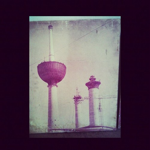 ninotumbles:  Kuwait Towers 1971-1976