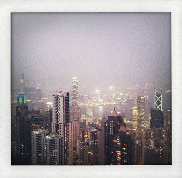 09.09.2011 - The Peak, Hong Kong