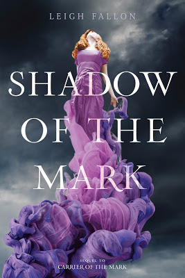 Cover reveal for Shadow of the Mark! You can check the book out on goodreads here.