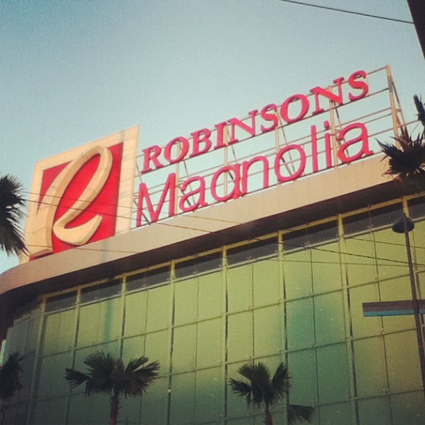 at Robinsons Magnolia Town Center
