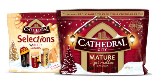 Cathedral City expands seasonal cheese range