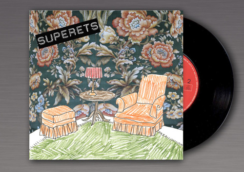 Superets vinyl cover