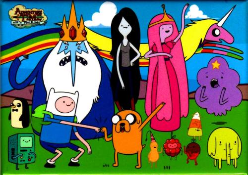 Vía @pjorge Bitch Flicks: Why I Love 'Adventure Time'