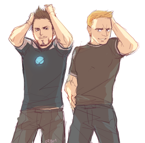 aisu10:  orb01:  everyone should do this hairstyle    …  poor coulson and fury lolll