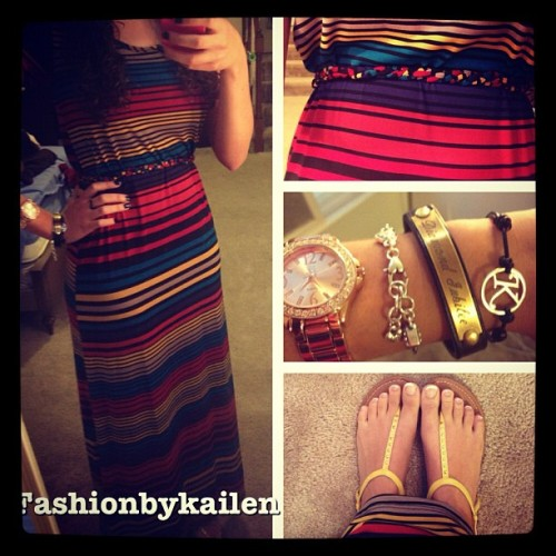 #maxidress #armcandy