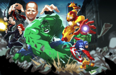 Avengers Phase 2 illustration by David Cousens for SciFiNow Magazine issue 73  Twitter - http://twitter.com/DavidCousens Tumblr - http://CoolSurface.tumblr.com/ DeviantArt - http://coolsurface.deviantart.com/ Playr 3: The world's best webcomic based on Parenting and Gaming brought to you by the award-winning David and Sarah Cousens! http://playr3.tumblr.com/