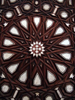Coptic Orthodox Sacred Geometry; Hanging Church: Cairo, Egypt