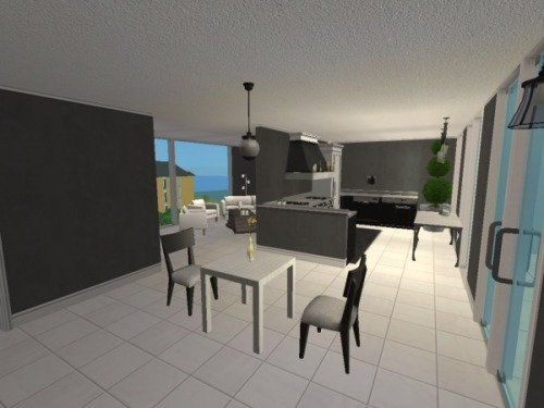 Practice makes perfect? Working on an apartment. I need more CC.