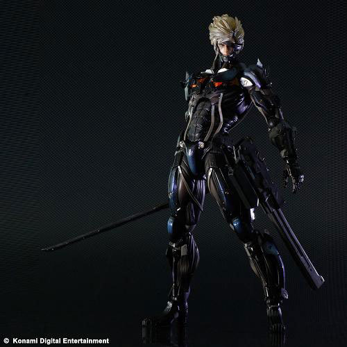 Play Arts Kai RAIDEN from METAL GEAR RISING: REVENGEANCEMore images here: http://www.flipgeeks.com/collectibles/toys/preview-playarts-kai-raiden-from-metal-gear-rising-revengeance/