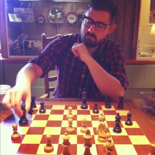 breakfast chess