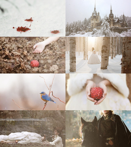 Fairy Tales Picspam → Little Snow White