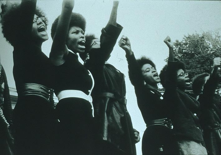 friedbrowniesandbananas:  idontknowart:  Black Panthers founded October 1966