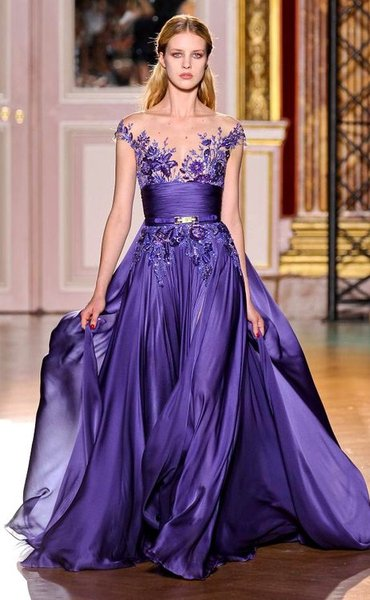 she-loves-fashion:  SHE LOVES FASHION: Zuhair Murad Haute Couture Autumn 2012