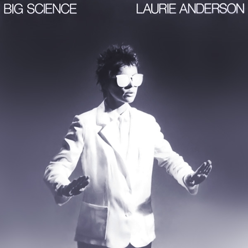 "iteeth:  Laurie Anderson on the post-9/11 interest in her 1981 song ""O Superman"":  People did say, ""Wow, it's so prescient!"" and they didn't realize that it wasn't me being ahead or behind. It was that we're all stuck in a war that's the same war. [laughs] It's not something new. It's presented, of course, in a very PR way, with its theme music and so on, as the Gulf War or the Iraq War or the Syrian War or whatever war. But it's the same war. People are shocked at how ""O Superman"" makes its points in such a dynamic, contemporary way, but they don't realize that we're just replaying this over and over again. That aspect of people being extremely unaware of what's going on makes me want to occasionally do things that have to do with politics and the way that we see the world, because I just feel like we're in this weird deep sleep. And once in a while, you go, ""Whoa! That's so much like the last war!"" But this is one long war, and we just keep doing it.   Dear Tumblr Followers, I know a lot of you are considerably younger than me. That's totally cool. I'm not hating, and I don't intend to sound like an old fart or a preachy turd, but if you don't know Laurie Anderson, quit scrolling in your dashboard right now, stop staring at that animated gif above/below this post, and go watch this video right now (or watch below). If you can slow yourself down enough, it will be the best 8:32 you spend all month, or your money back. Take it from your old Uncle Man."
