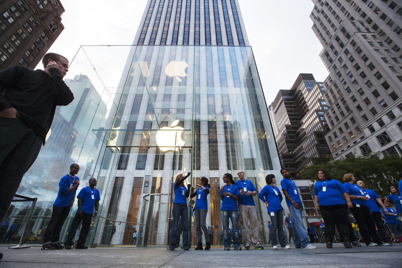 Live coverage: Apple expected to announce new gadgets at press event