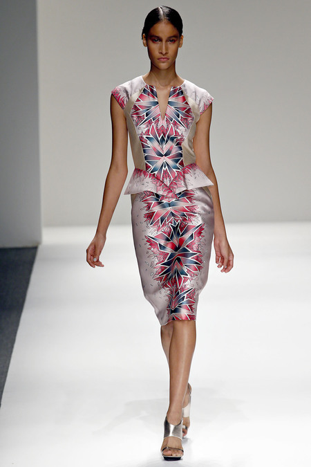 Bibhu Mohapatra Spring 2013 Ready to Wear FIG Fave #4