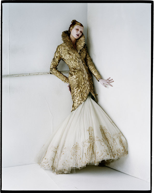 bohemea:  Karlie Kloss by Tim Walker, 2010