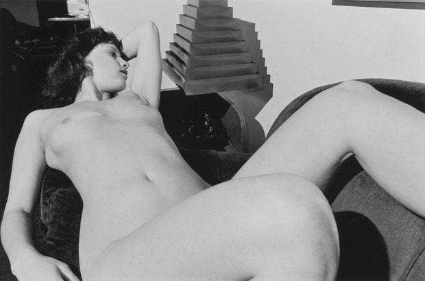 Artlog highlights Lee Friedlander's intimate black-and-white Nudes, a series begun in the late 70s, on view now at Pace.  The exhibit continues with Pace/MacGill's presentation of Friedlander's newest body of work, Mannequin, photos of storefront windows and their reflections taken in New York, L.A., and San Francisco between 2003 to 2011.  Both exhibits are on view at 32 East 57th Street until December 22, 2012. © Lee Friedlander, courtesy Fraenkel Gallery, San Francisco and Pace Gallery, New York