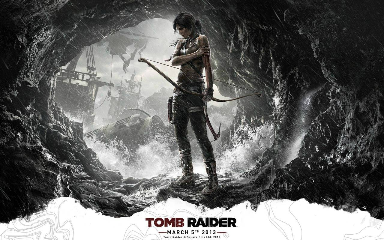 gamefanatics:   Official Tomb Raider Boxart Revealed