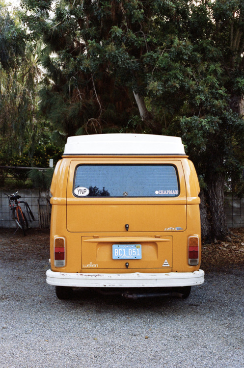 van-life:  Model: 1979 VW Westfalia Location: Encinitas, CA Photo: Foster Huntington
