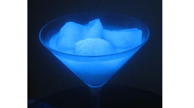 Halloween is the perfect time to wow your friends and serve a drink that glows. Luckily for you, Night Out found a recipe for a crowd pleasing drink that does just that. It turns out all you need is tonic water and black lights to create the glowing effect. So check out the recipe for Blackout Punch below but be careful, this mix will take you down quick! Blackout Punch INGREDIENTS: 1 Liter Vodka 6 Liters 7up (Sprite) 4 Liters Tonic Water 2 Frozen Lemonade Concentrate 16 oz. Blue Curacao 24 oz. Pineapple Juice Yields about 5 gallons at 10% ABV.