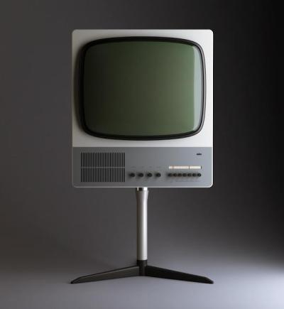 seafaringgypsy:  TV Design by Dieter Rams, 1964   Blitz