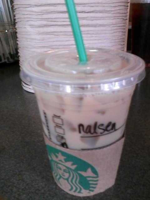 starbucksspelling:  Allison