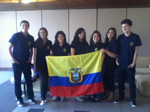 Club Rotario Quito, Ecuador. Outbounds 2012-2013
